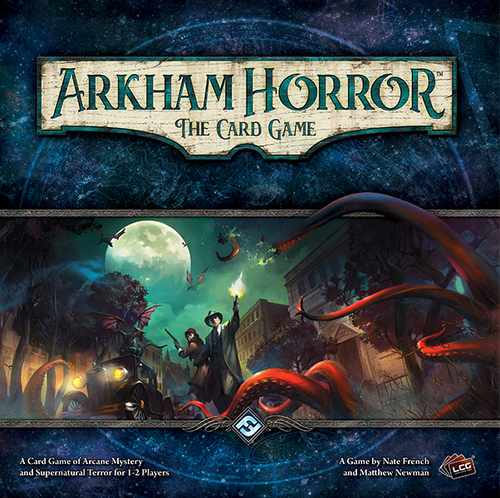Arkham Horror the card game társasjáték