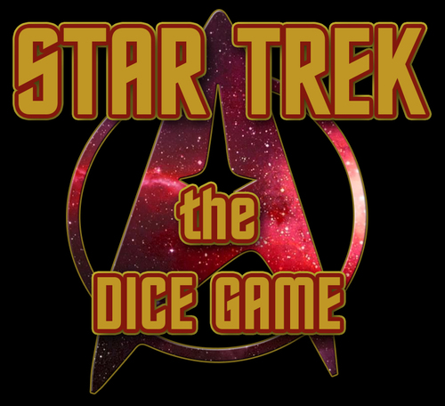 Star Trek The Dice Game társasjáték
