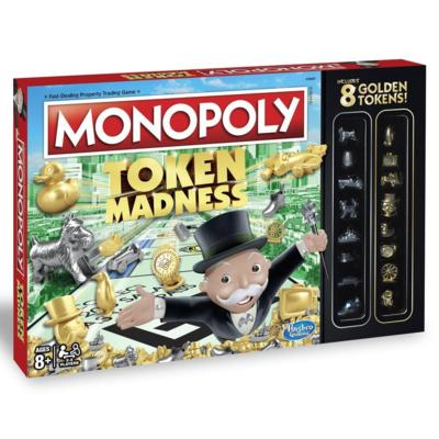 Monopoly bábuőrület