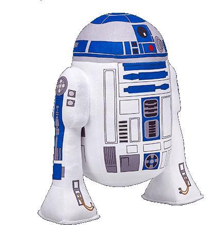 Star Wars plüssök R2D2