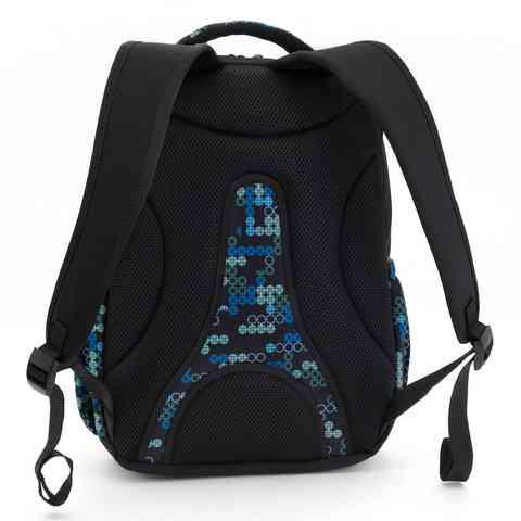 1361d47840b0 ... hátizsák AUtonomy Tetris tinédzser 3 rekeszes iskolatáska, hátizsák