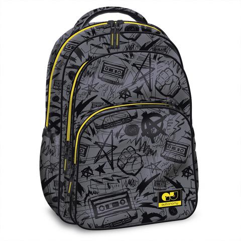 159eacfe9111 Raktáron 10+ AUtonomy Casette tinédzser 3 rekeszes iskolatáska, hátizsák 10  990 ft 6 990 ft