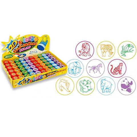 f1cf47c24f Állatos ceruzavég nyomda 10 változatban vásárlás a Játékshopban