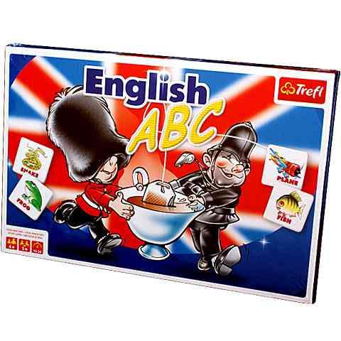 Angol ABC társasjáték - Trefl vásárlás a Játékshopban 72ba2615d0