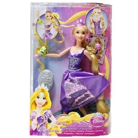 0aa412627222 Aranyhaj hajvarázs baba kiegészítőkkel - Mattel vásárlás a Játékshopban