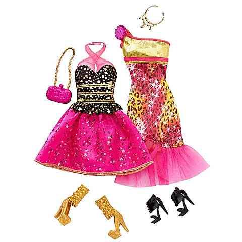 Barbie Arany divatkiegészítő szett - Mattel vásárlás a Játékshopban 63e5892739