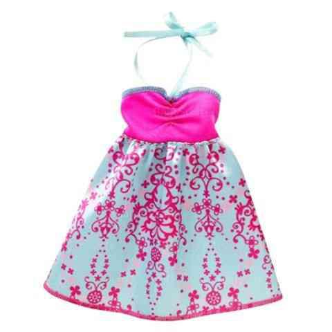 Barbie Barbie baba virág mintás ruha - Mattel vásárlás a Játékshopban 15b21b1731