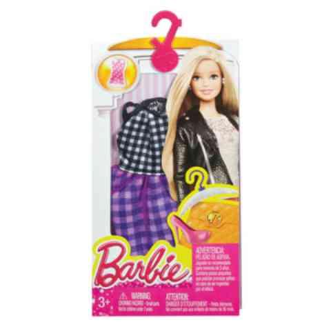 7397d3933f Barbie Kockás party ruha kiegészítő - Mattel vásárlás a Játékshopban