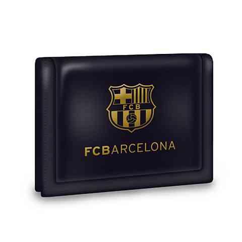 bc7ea5efdcc9 FC Barcelona fekete pénztárca vásárlás a Játékshopban