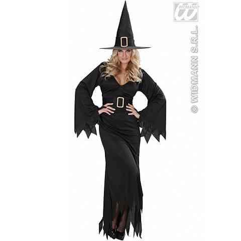 Boszorkány felnőtt jelmez S-es méretben vásárlás a Játékshopban 434eede6b1
