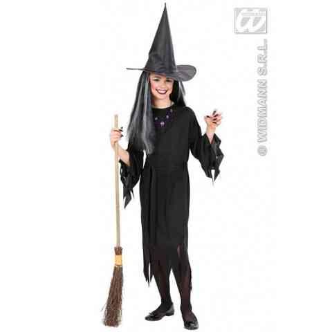 Boszorkány jelmez 140-es méret vásárlás a Játékshopban 664d35536f