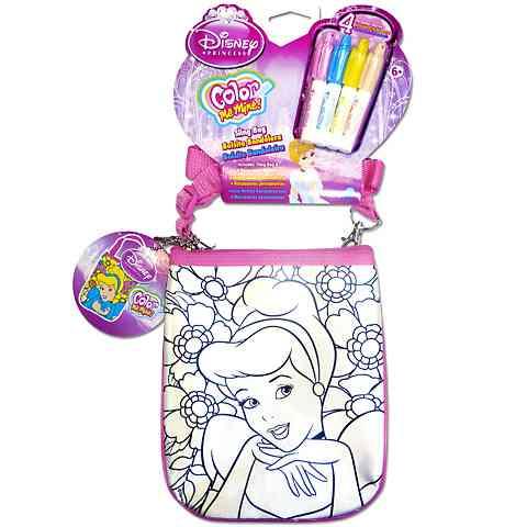 Color Me Mine Disney Hercegnők színezhető party táska vásárlás a ... 739dcbdd83