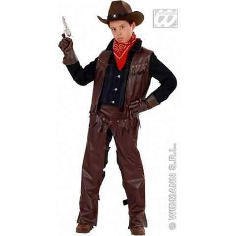 Cowboy farsangi jelmez gyerekeknek 128-as méret vásárlás a Játékshopban 0ed8fd4c44
