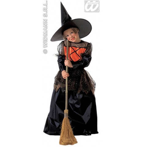 Csinos boszorkány jelmez 158-as méret vásárlás a Játékshopban 1426635a47
