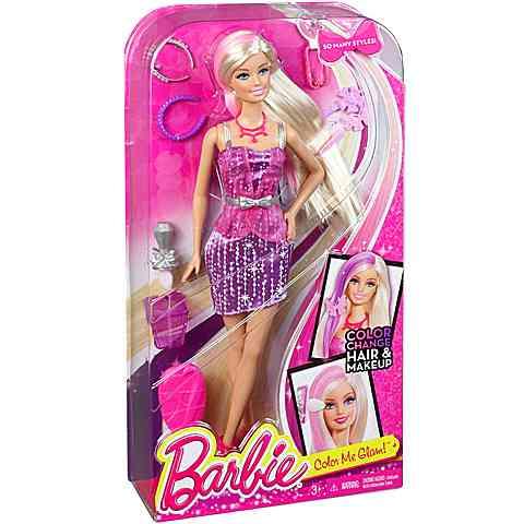6a81af4bccac Csodahaj Barbie baba kiegészítőkkel - Mattel vásárlás a Játékshopban