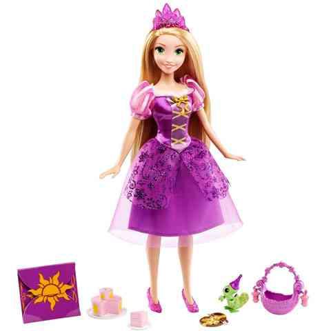 931a30d24748 Disney Hercegnők Aranyhaj baba kiegészítőkkel vásárlás a Játékshopban