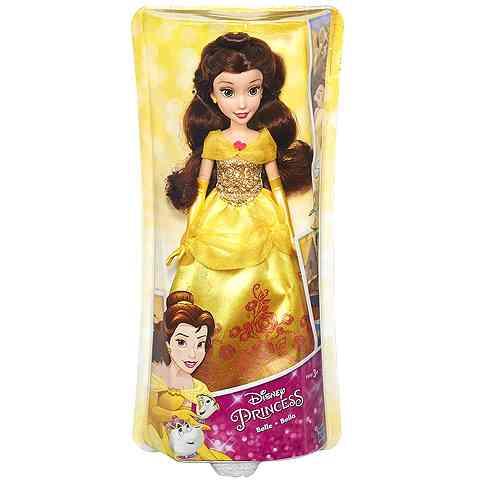 Disney Hercegnők Belle Classic baba - Hasbro vásárlás a Játékshopban 0fc91b0e58