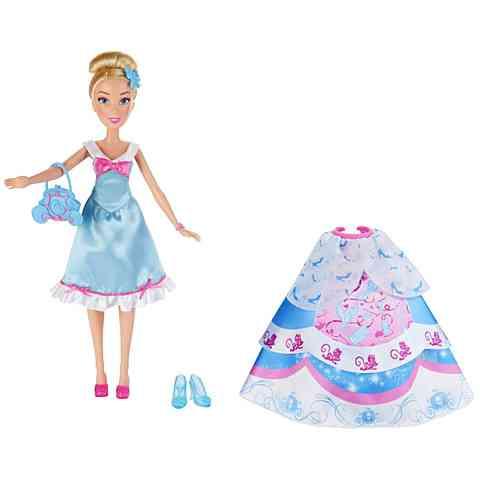 525c1dcf70 Disney Hercegnők Hamupipőke divatszett baba - Hasbro vásárlás a ...
