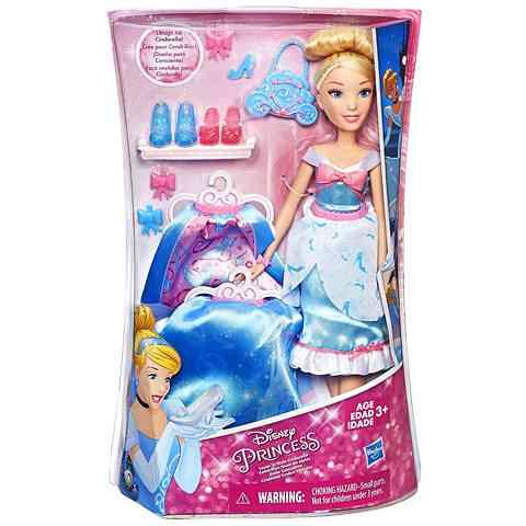 Disney Hercegnők Hamupipőke divatszett baba - Hasbro vásárlás a ... 81f5fa910c