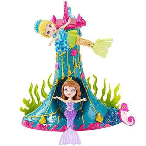 Szófia Hercegnő vízalatti játékszett - Mattel vásárlás a Játékshopban 61dea4b567