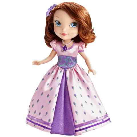 Disney Szófia hercegnő 25cm-es baba - Mattel vásárlás a Játékshopban f34434c9c9