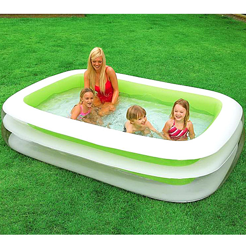 Family Swim Center felfújható medence 262x175cm - Intex vásárlás a ... bf885bc62d