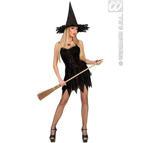 Fekete boszorkány felnőtt jelmez M-es méretben vásárlás a Játékshopban fce2d1d588