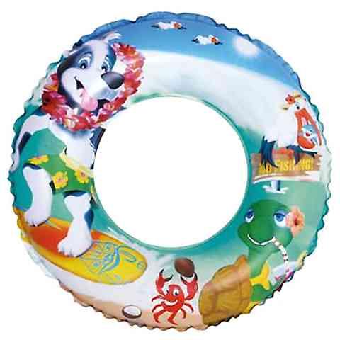 Felfújható Hawaii úszógumi 50cm - Wehncke vásárlás a Játékshopban 9d0d102482