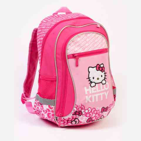 4384114c100a Hello Kitty könnyített iskolatáska hátizsák vásárlás a Játékshopban