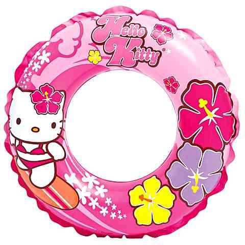 Hello Kitty úszógumi 61cm - Intex vásárlás a Játékshopban eec8fa3a5a