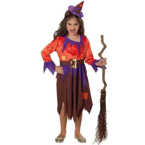 Holly boszorkány jelmez 140-es méret - Rubies vásárlás a Játékshopban 8f7e2bf937