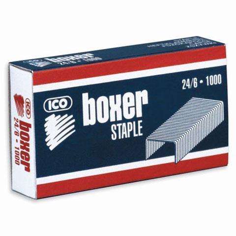 ICO BOXER 24 6 Tűzőkapocs vásárlás a Játékshopban 6fe7a70c98