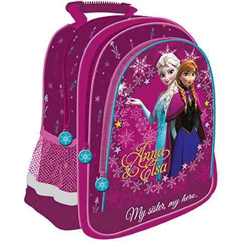 Jégvarázs iskolatáska hátizsák lila színben vásárlás a Játékshopban de6ff4186a