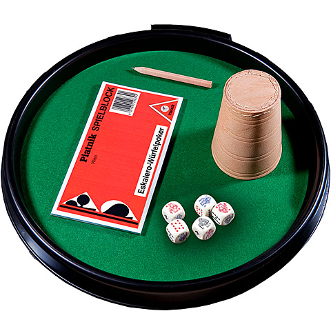 kockapóker