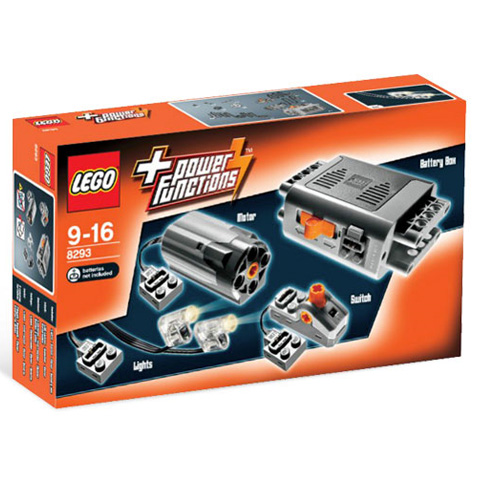 LEGO® Technic: Power Function motorkészlet (8293)