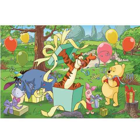 micimackó boldog születésnapot Micimackó Boldog születésnapot 60 db os puzzle   Trefl vásárlás a  micimackó boldog születésnapot