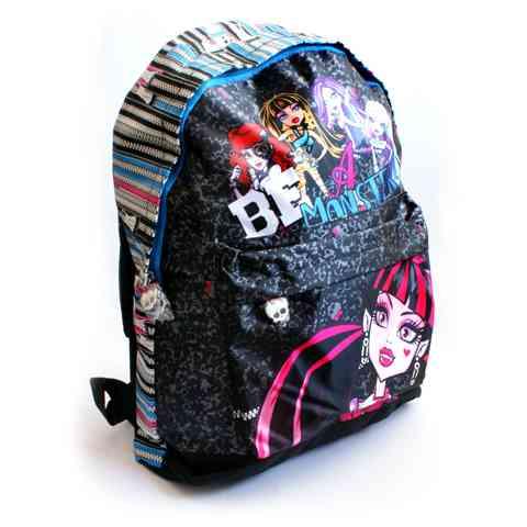 63cb6cfc1d15 Monster High Légy Szörnymagad iskolatáska hátizsák vásárlás a ...