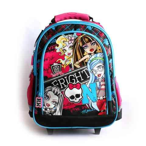 b974f439322c Monster High Fright húzható iskolatáska hátizsák vásárlás a Játékshopban