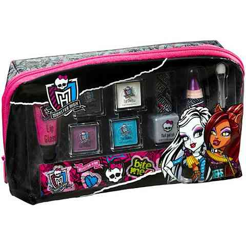 Monster High Kozmetikai szett táskában