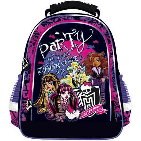 f95e43449d1f Monster High Party iskolatáska hátizsák vásárlás a Játékshopban