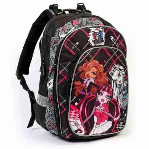 Monster High ergonomikus iskolatáska hátizsák vásárlás a Játékshopban fa0a1e6e81
