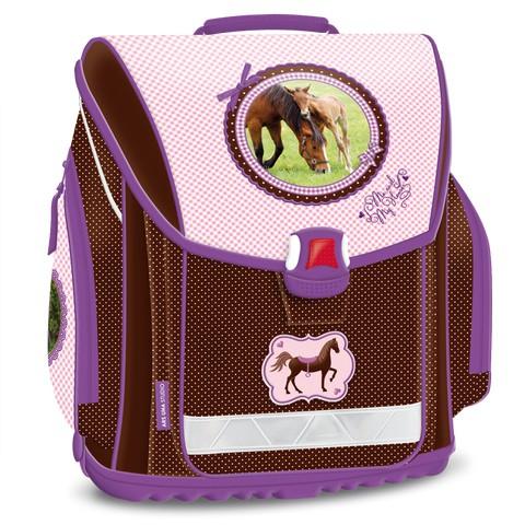 My Horse compact easy ergonomikus iskolatáska hátizsák vásárlás a ... 9324947d7e