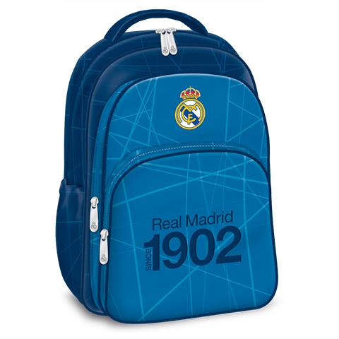 Real Madrid 3 rekeszes iskolatáska bd36d7fd9d