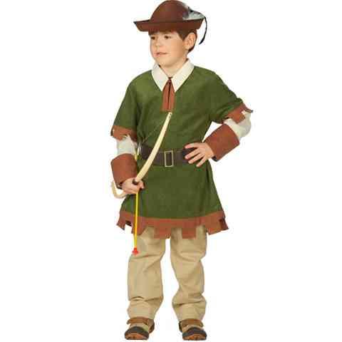 Robin Hood farsangi jelmez 140-as méret - Rubies vásárlás a Játékshopban c8d546a76e