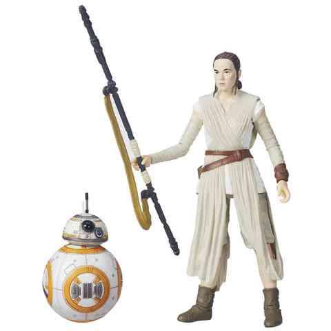 Star Wars Black Series Rey 15 cm figura - Hasbro vásárlás a Játékshopban f91226a06a