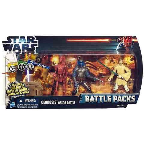 Star Wars Geonosis csata figuraszett - Hasbro vásárlás a Játékshopban 113145d229