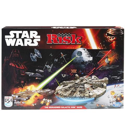 Raktáron 10+ Star Wars Rizikó társasjáték - Hasbro 16 990 ft 9 990 ft 514db8eeff