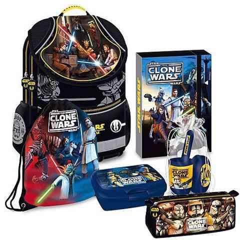 0d033f5d7970 Star Wars Iskolatáska szett vásárlás a Játékshopban
