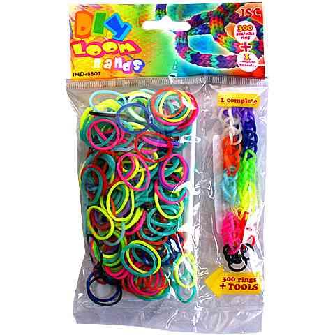 Színes gumikarkötő készítő szett 300db vásárlás a Játékshopban 2ddff598c3
