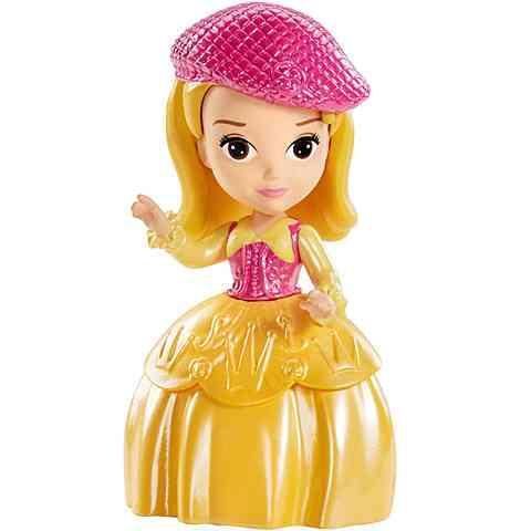 Szófia Hercegnő Amber figura sapkában - Mattel vásárlás a Játékshopban 08eb077e58